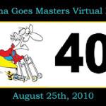 My Virtual 4 Miler