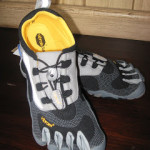 More new kicks – Vibrams!