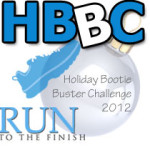 Monday Motivation: Holiday Bootie Buster Challenge