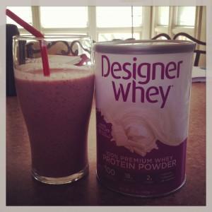 Designer shake