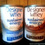 Designer Whey Sustained Energy Review & Giveaway