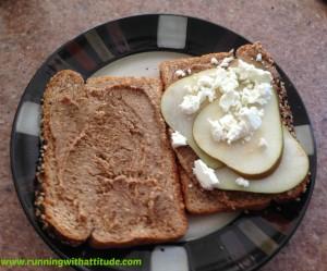 pear sandwich