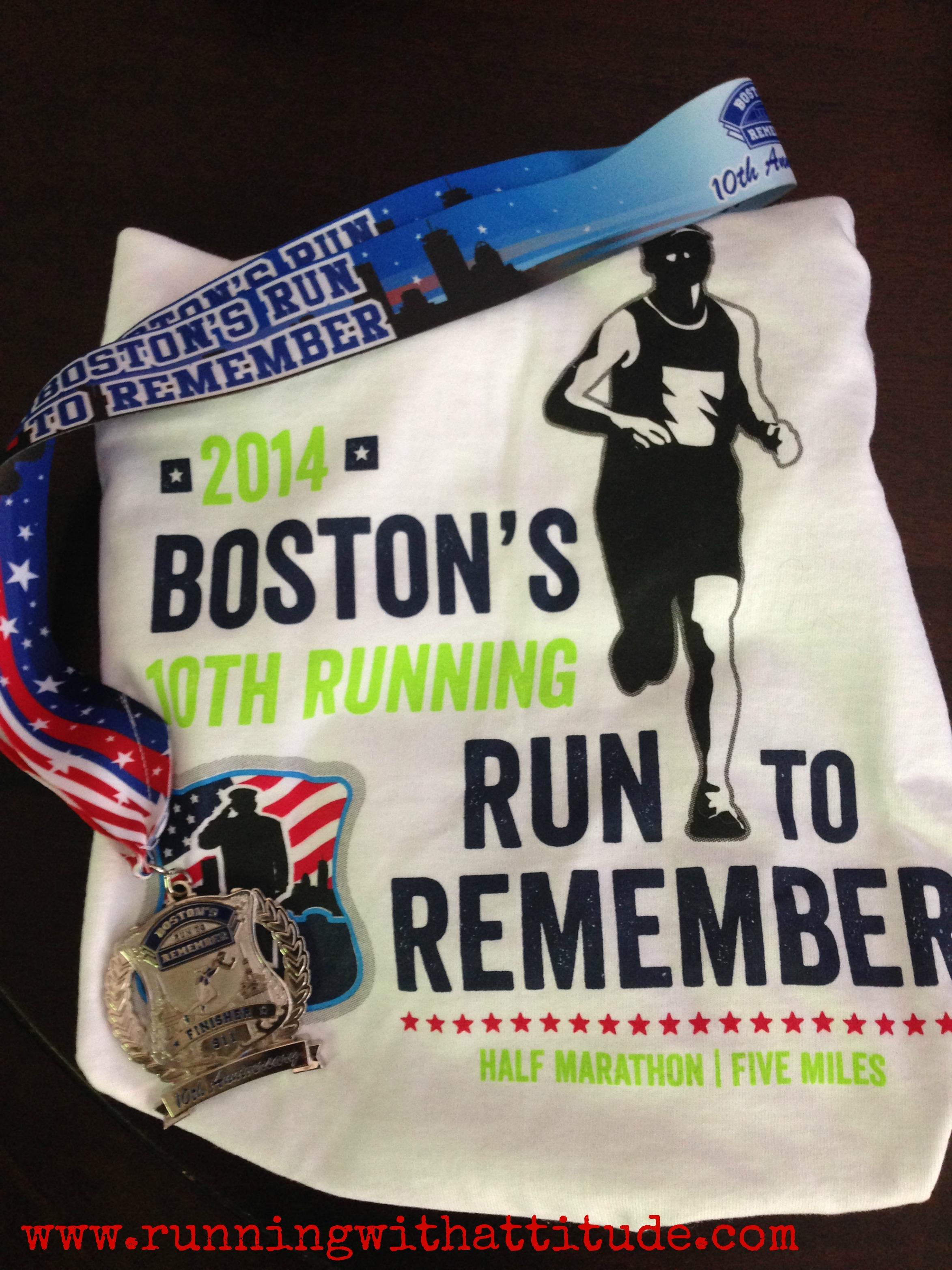 Soooooo Close at Boston's Run to Remember Race Recap
