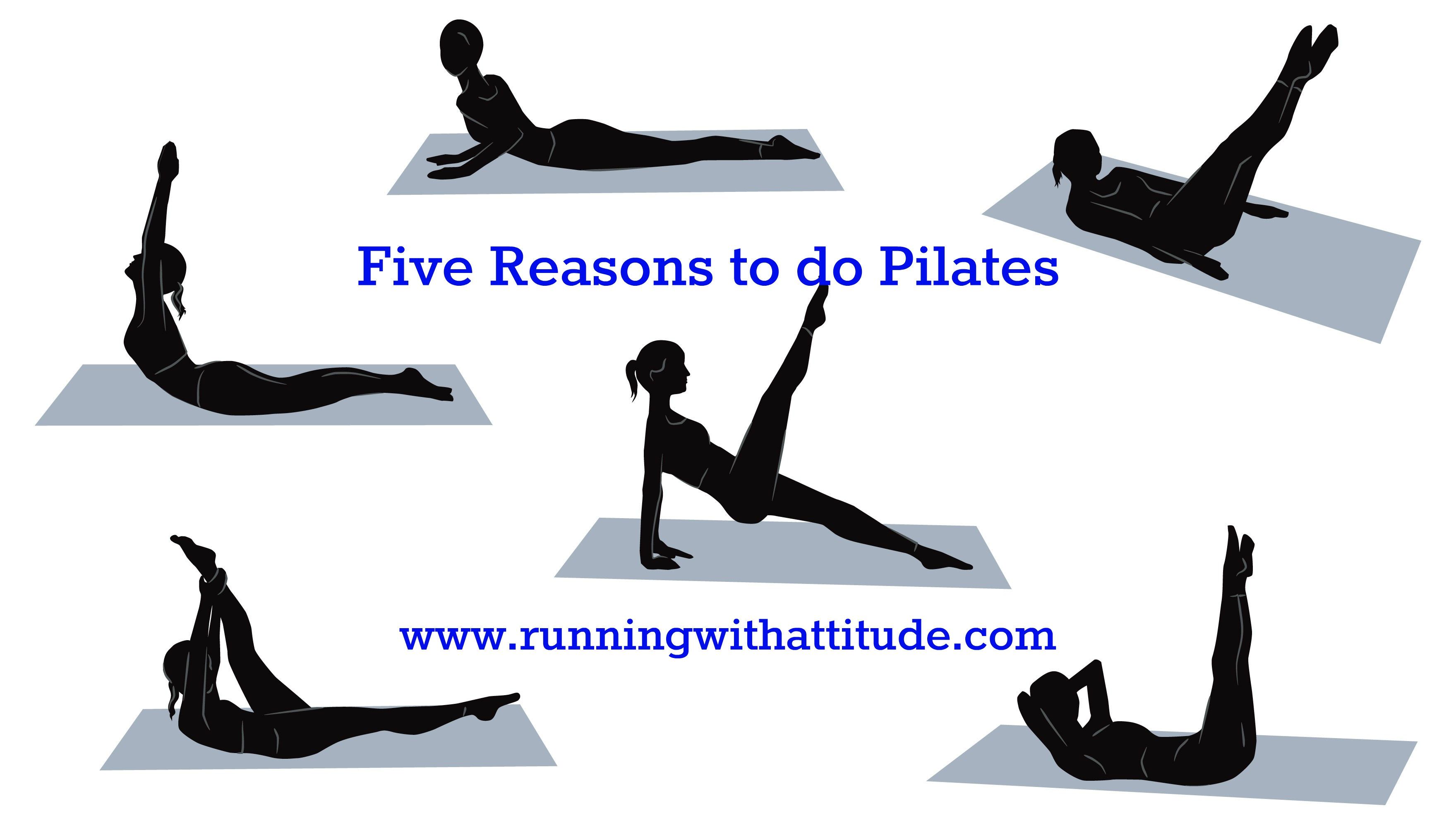 Five Reasons to do Pilates