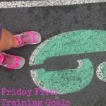 Friday Five: Half Marathon Training Goals
