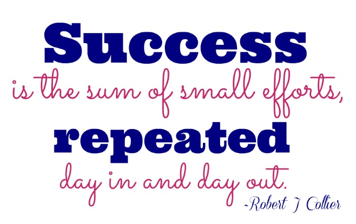 Success-repeated