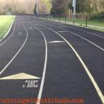 Track shot