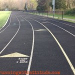 Thursday Thoughts: From the track