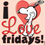 I Heart Fridays!