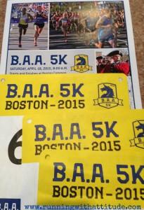BAA 5K Bibs
