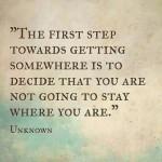 Moving forward1