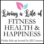 Fitness Health Happiness badge