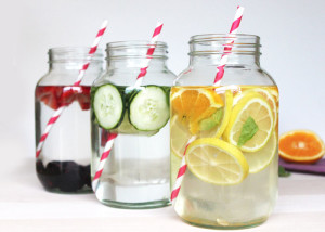 herb-infused-water-jars