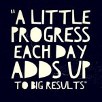 progress adds up