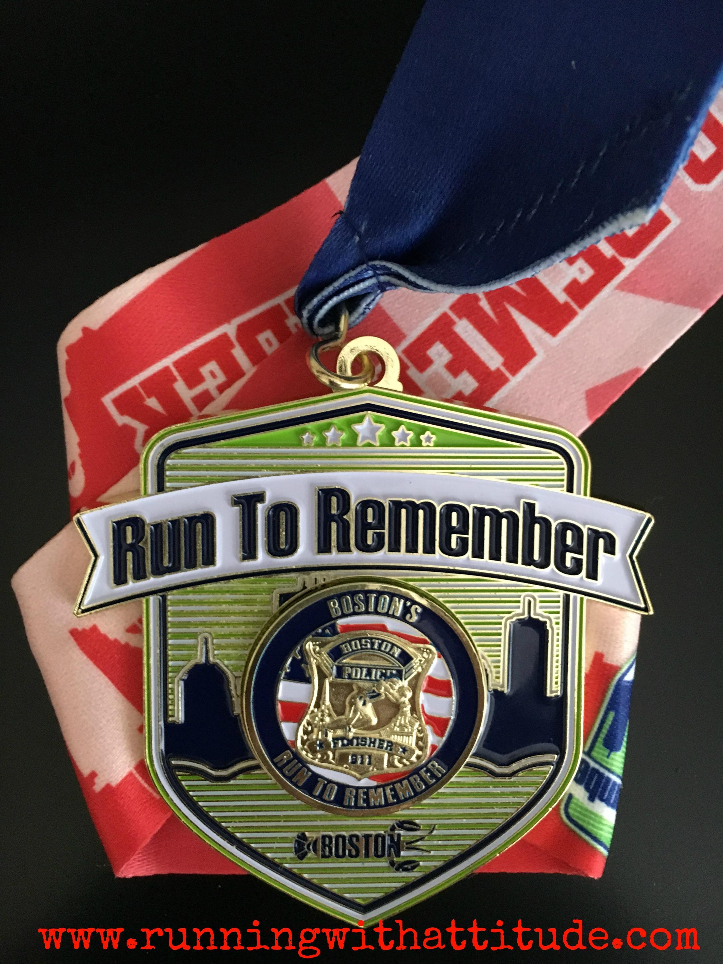Boston's Run to Remember Race Reviews - RaceRaves