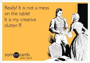 clutter-creative