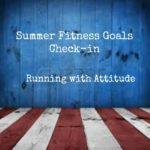 Fitness goal check in